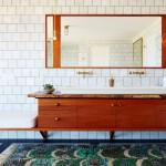 дизайн ванной в стиле современнаЯ классика