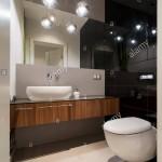 дизайн ванны с туалетом