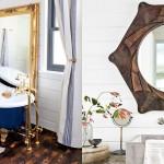 длиннаЯ ваннаЯ комната с окном