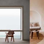 гостинаЯ минимализм шторы