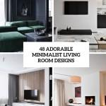 гостинаЯ в квартире минимализм
