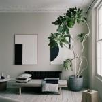 гостинаЯ в квартире минимализм фото