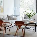 гостиные в стиле минимализм фото