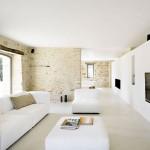 идеи гостиной минимализм