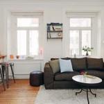 идеи интерьера зала в квартире фото