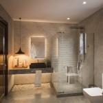 интерьер дизайн ванны в современном стиле