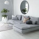 интерьер гостиной в частном доме минимализм