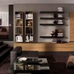 интерьер гостиной в квартире минимализм