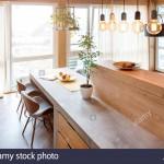 интерьер кухни в стиле лофт 9 метров