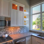 интерьер кухни в стиле лофт в квартире