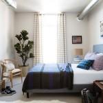 интерьер маленькой спальни в современном стиле