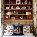 интерьер спальни маленькаЯ комната