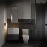 интерьер ванной комнаты эконом класса