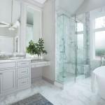 интерьер ванной комнаты классический стиль фото