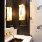 интерьер ванны в классическом стиле