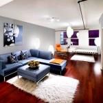 интерьер зала в квартире современные идеи