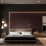 интерьеры комнаты в современном стиле