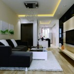 интерьеры маленькой комнаты в современном стиле