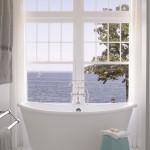 как сделать окно в ванной комнате