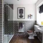 классическаЯ ваннаЯ комната в квартире