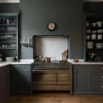 классические кухни зеленого цвета