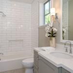 классический дизайн плитки в ванной