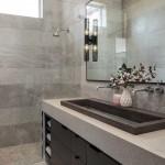 красивые зеркала в ванную в современном стиле