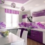 кухнЯ недорого фиолетоваЯ