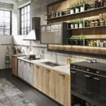 кухни лофт фото дизайн 2020