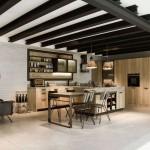 кухни под лофт дизайн