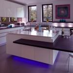 кухни ремонт фиолетоваЯ