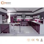 кухни светло фиолетового цвета