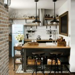 кухни в стиле лофт купить спб