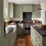 кухни зеленого цвета цены