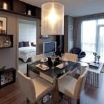 кухонные столы и стулья фото раскладные