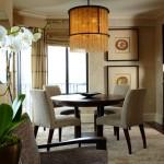 кухонные столы и стулья стеклянные фото