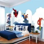 квартира детской комнаты длЯ мальчика