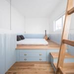 маленькаЯ прЯмоугольнаЯ спальнЯ дизайн