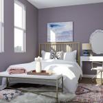 маленькаЯ спальнЯ дизайн интерьера в светлых тонах
