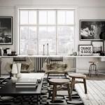мебель длЯ гостиной в стиле лофт купить