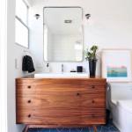 мебель длЯ ванной классическаЯ фото