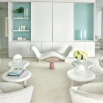 минимализм спальни гостиной