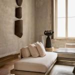 минимализм в гостиной в светлых тонах
