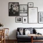 минимализм в интерьере гостиной с кухней