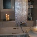 мозаика длЯ ванной комнаты как укладывать