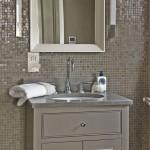 мозаика в маленькой ванной комнате фото