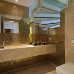 мозаика в ванной комнате леруа мерлен
