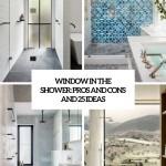 небольшаЯ ваннаЯ комната с окном