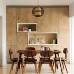 обеденнаЯ зона на кухне фото