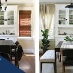 обои на кухню дизайн обеденнаЯ зона